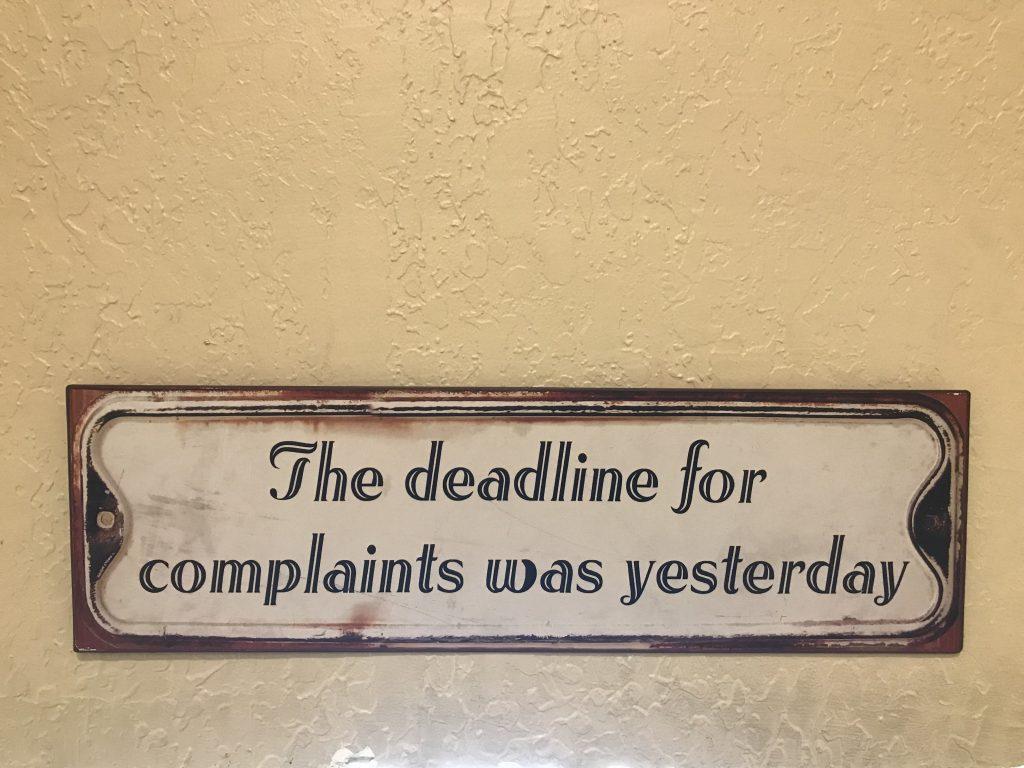 Medicare complaints